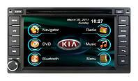 Головное мультимедийное Kia Sorento2 2006–2008, Cerato 2 2006–2008, Sportage 2 2005–2009, Carnival 2