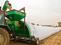 Послуги по завантаженю зерна в рукава