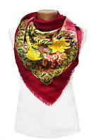 Натуральный весенний платок