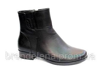 Ботальные жіночі демісезонні чоботи р(40-25,5 см)