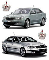 Автостекло, лобовое стекло SKODA OCTAVIA A5 (Шкода Октавия а5) 2005-2013