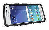 Противоударный бампер Splint для Samsung Galaxy S7 Active (SM-G891) - Black, фото 3