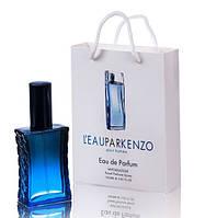 Мужской Мини парфюм Kenzo Leau par Kenzo pour homme в подарочной упаковке 50 ml