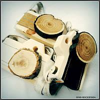 Детская фотокамера BabyBro Skin эко-гаджет для будущих фотографов 13х10х4см