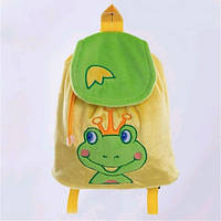 """Рюкзак жаба """"Бони"""" 00193-5"""