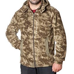 Куртки и кофты из флиса для мужчин