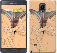 "Чехол на Samsung Note Edge SM-N915 Swag 8 ""894u-128"""