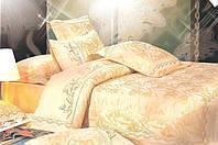 Комплект постельного белья Vie Nouvelle Жаккард с вышивкой