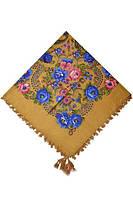 Народный женский платок Мария