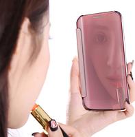 Розовое золото чехол-книжка премиум класса для Samsung Galaxy J5 (2016)