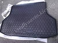 Коврик в багажник CHEVROLET Lacetti седан (AVTO-GUMM) полиуретан