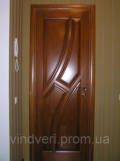 двери межкомнатные деревянные в виннице коллекция модерн модель