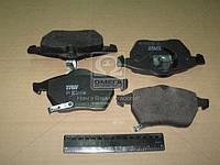 Колодка тормозной AUDI, OPEL, SAAB, передний (Производство TRW) GDB1342