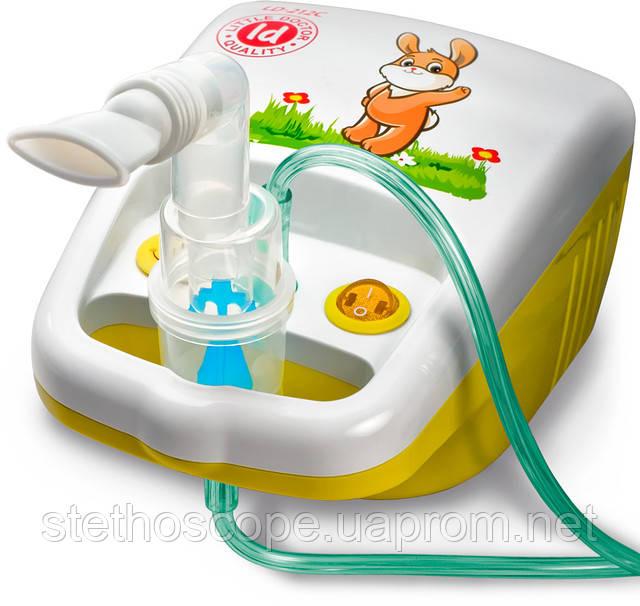 Компактный детский компрессорный ингалятор LD-212C
