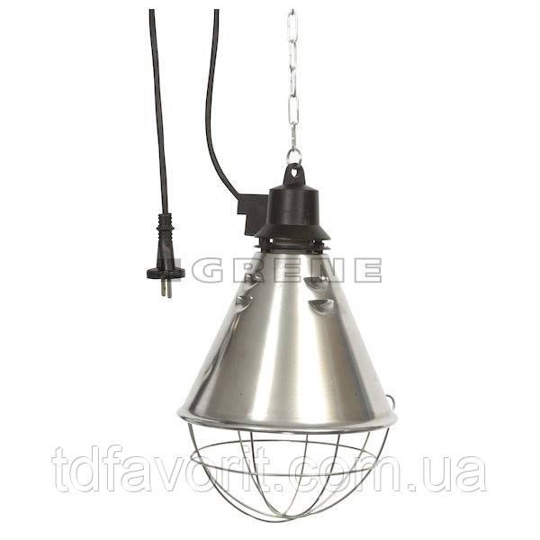 Защитный плафон с переключателем для инфракрасных ламп (брудер) - ТД Фаворит в Запорожье
