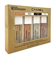 Подарочный набор Chanel (Шанель) 4*15мл