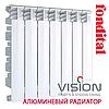 FONDITAL VISION 500\100 алюминиевый радиатор 16 бар