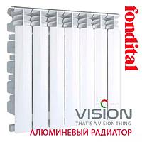 FONDITAL VISION 500\100 алюминиевый радиатор 16 бар, фото 1
