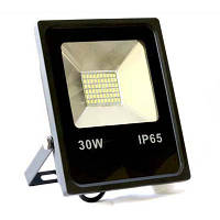 Светодиодный прожектор BIOM 30W SMD Slim IP65 Standart холодный свет