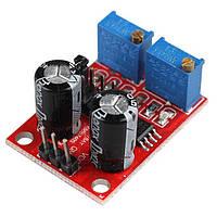 NE555 генератор импульсов, плата, фото 1