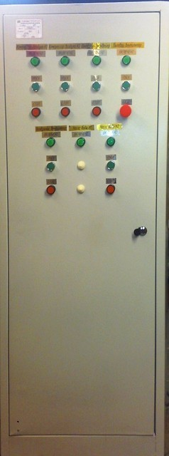 Изготовление щитов, шкафов, ящиков автоматики по индивидуальным схемам