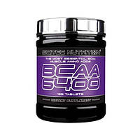 Аминокислота Scitec Nutrition BCAA 6400  125 таб