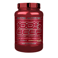 100% Beef Concentrate Scitec Nutrition, 1000 грамм