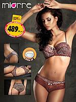 Сексуальный леопардовый комплект нижнего белья