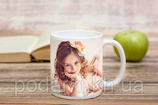 Чашки с фото на заказ