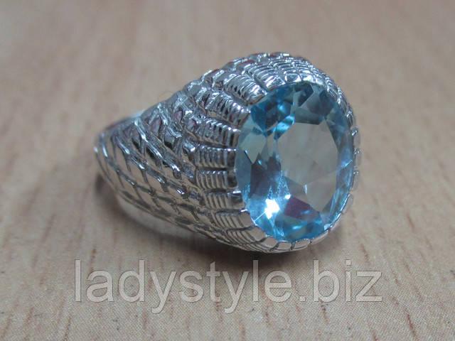 купить украшения с натуральным топазом кольцо перстень с натуральным топазом купить