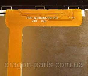 Дисплей с сенсором Bravis EASY B501 Black/Черный оригинал., фото 2