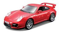 Автомодель ALFA 8C COMPETIZIONE 2007 красный металлик 1:32 Bburago (18-43004)