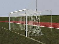 """Сетка для футбольных ворот """"Профессионал - Диагональ 2""""(Ø шнура -4,5мм,ячейка -10см) -Бесплатная доставка!"""