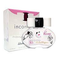 Женская парфюмированная вода   Incanto Bloom Salvatore Ferragamo 100 мл