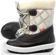 Зимові чобітки (зимние дутики) Demar Furry перламутровий