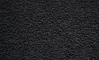 Фоамиран Махровый (плюшевый) Черный 20х30 см, 2 мм Корея