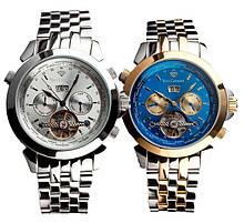 Механические наручные часы Yves Camani Navigator Worldtimer - 4 варианта