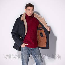 Стильная зимняя мужская куртка!, фото 3