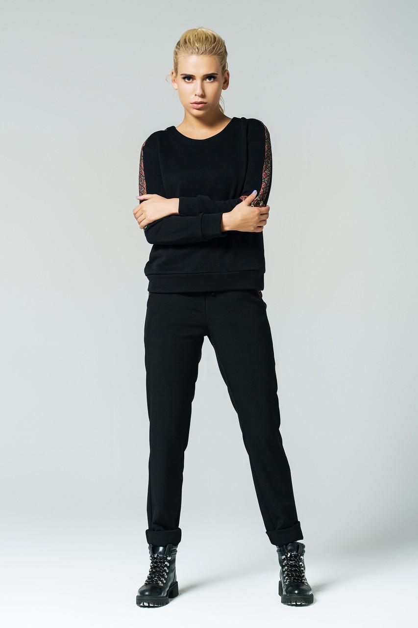 Брюки женские черного цвета ТМ Ненька p.S  продажа feb7635b13537