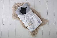"""Конверт-трансформер для новрожденного """"Путешественник"""" Деми, фото 1"""