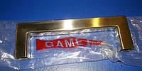 Ручка квадратная нержавейка UU67 - 128 мм  Gamet