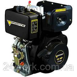 Двигатель дизельный Forte LT186FE + электростартер