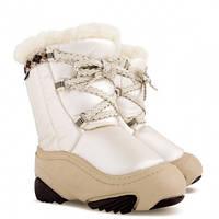 Зимові чобітки (зимние дутики) Demar Joy перламутровий