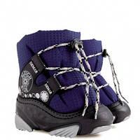 Зимові чобітки (зимние дутики) Demar Snow ride синій