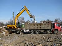 Вывоз грунта, вывоз земли самосвалами, фото 1