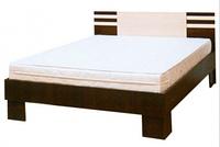 Элегия кровать двухспальная (Світ Меблів)1.6 без матраса и каркаса