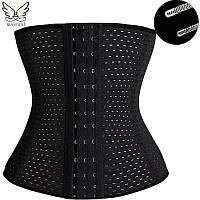Утягивающий корсет для коррекции талии Slimming Body-Building Belt