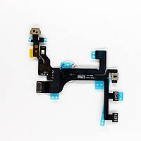Шлейф iPhone 5 with on/off button ORIG