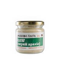 Арахисовая паста сырой арахис 180 грамм (RAW)