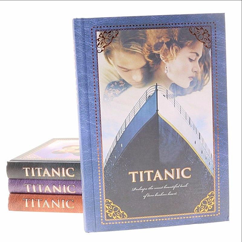 Блокнот Титаник Titanic